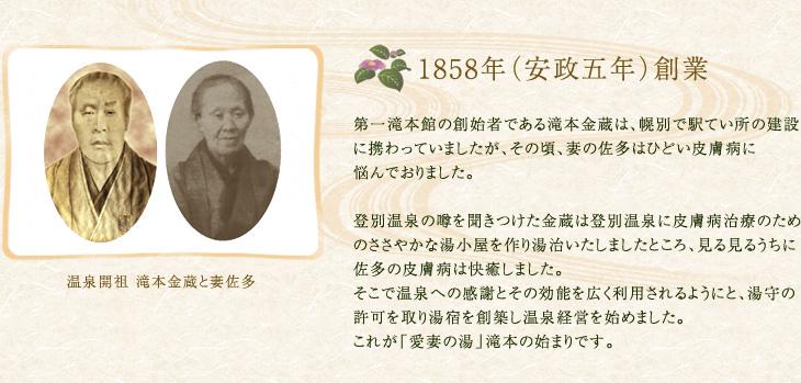 1858年〜
